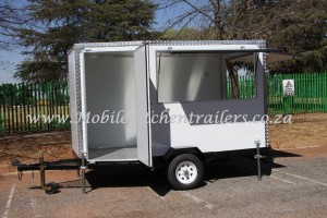 Custom Design Mobile Kitchen Trailer South Africa Johannesburg Price Quote Info Specs