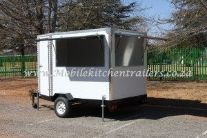 Custom Design Mobile Kitchen Trailer South Africa Johannesburg Quote Price Info