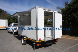 Mobile Kichen Trailers for sale Johannesbureg