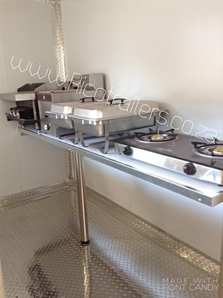 Mobile Kitchen Trailer For Sale Cheap Johannesburg Sa